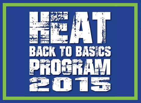 2015 Back to Basics Program