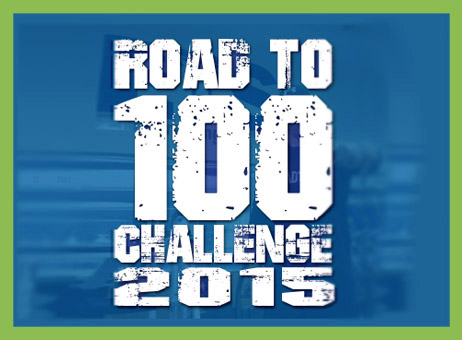 Road To 100 Challenge 2015