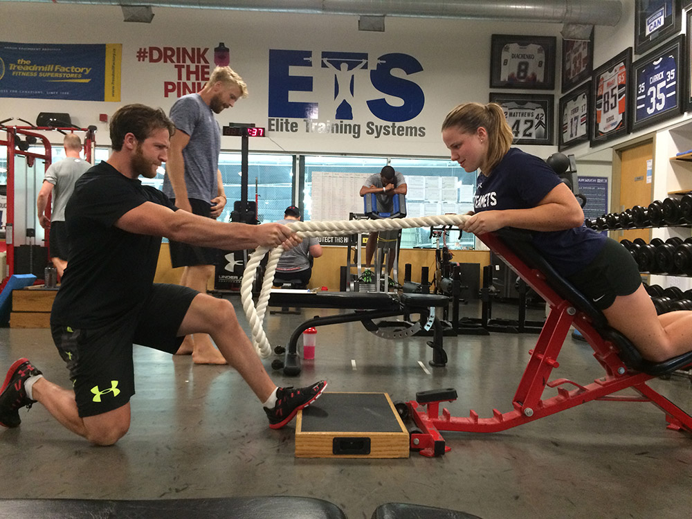 Athlete-Training-Rope-Row-Harrison-Carter